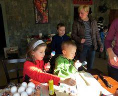 Velikonoční dílnička pro děti 13.3.