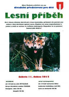 Lesní příběh 11.4.