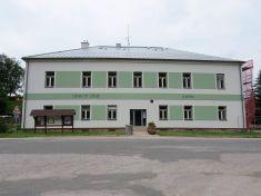 Oprava Pošty- Rudník (nový obecní úřad)