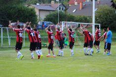 Derby FK TJ Rudník - FC Vrchlabí 30.7.