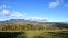 Podzim u Křížku