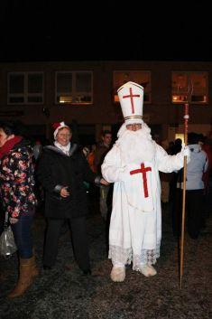 Mikulášská besídka a rozsvěcení Vánočního stromu