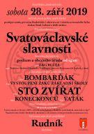 Svatováclavské slavnosti 2019