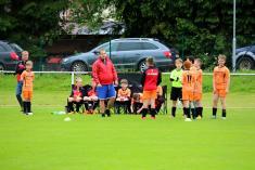 Fotbalový turnaj na hřišti FK Rudník