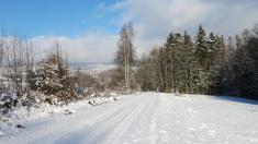 Zima v Rudníku 2020/2021